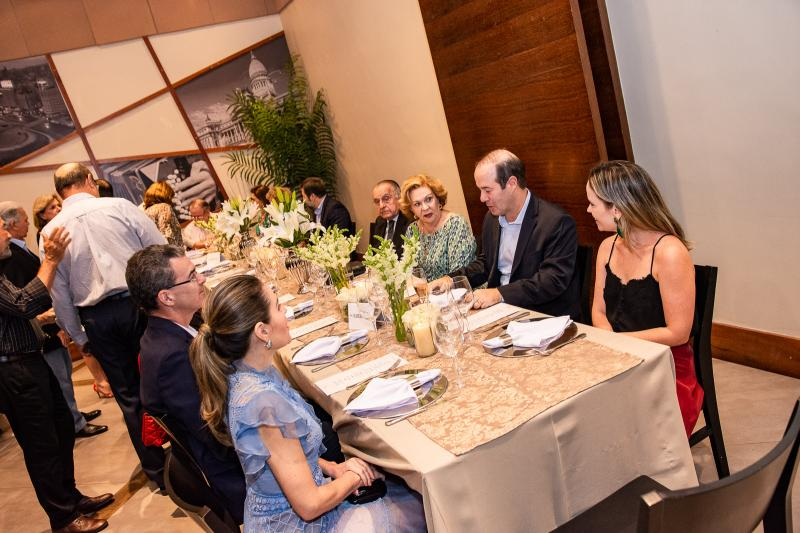 Cerimonia de Outorga do Trofeu Martim Soares Moreno a Joao Carlos Paes Mendonca