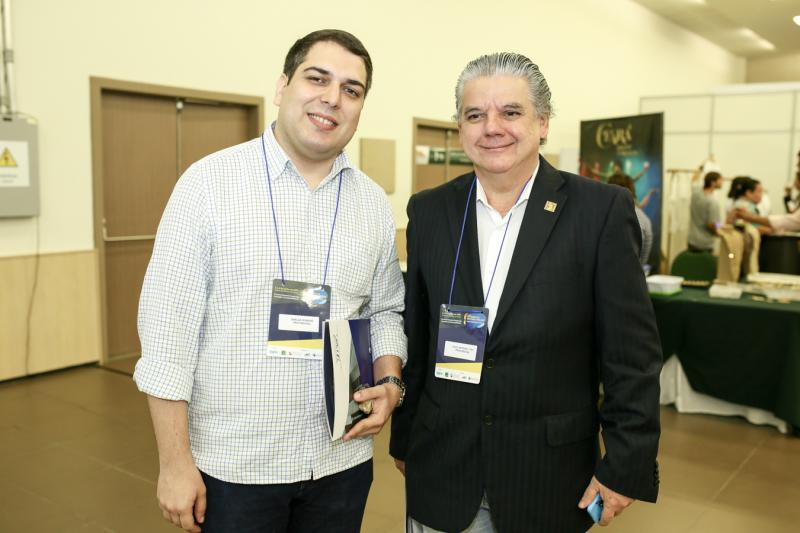 Darlan Moreira e Chico Esteves