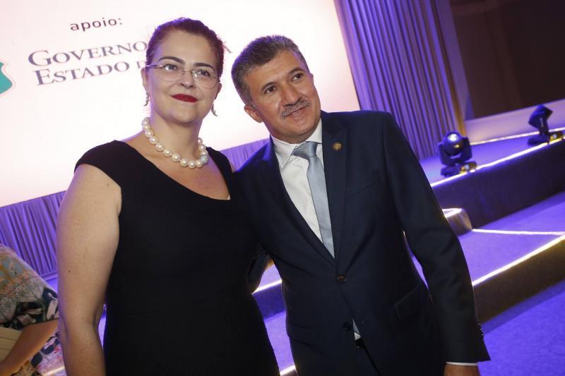 Luciana Dummar e Antonio Henrique