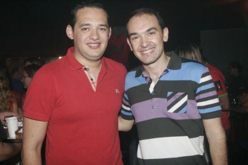 Daniel Oliveira e Bruno Meneses