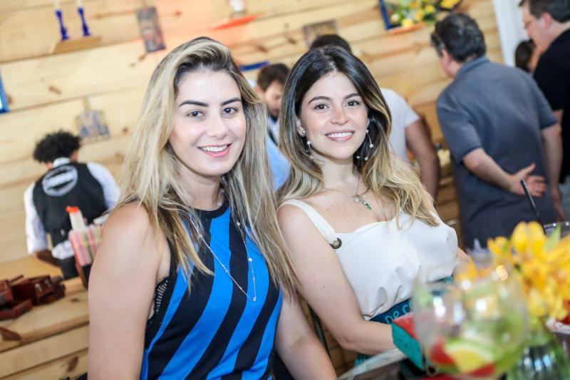 Mariana Pimenta e Bruna Nogueira