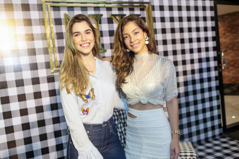 Manoela Pinto e Eugenia Ventura