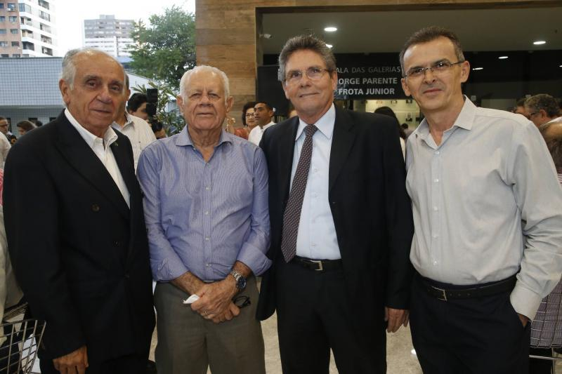 Joao Guimaraes, Flavio Saboya, Inima Sancho e Jonas Souza