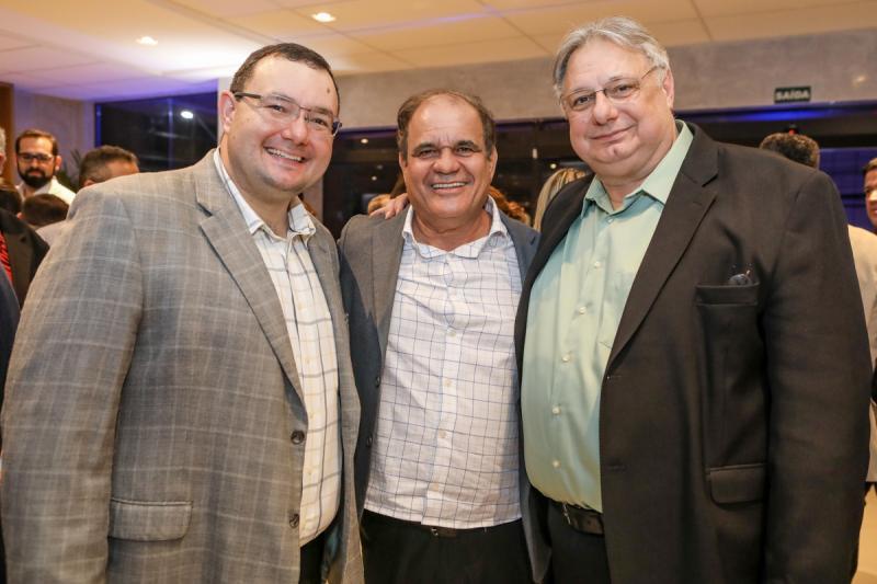 Mosiah Torgan, Roberto Moreira e Moroni Torgan
