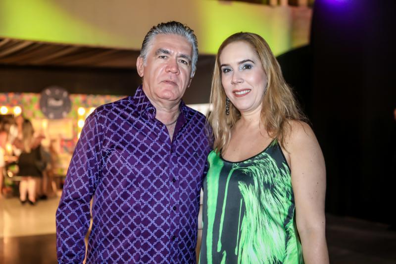Alfredo e Luciana Piarce