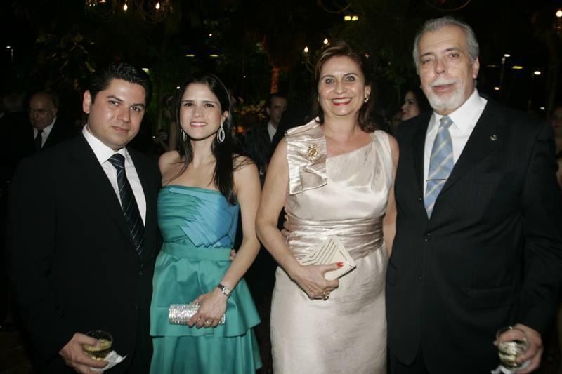 Pompeu e Marilia Vasconcelos, Marilena e Eduardo Campos