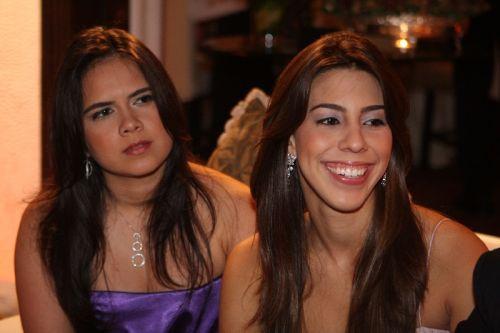 Sara Brasil e Lara Studart Camara
