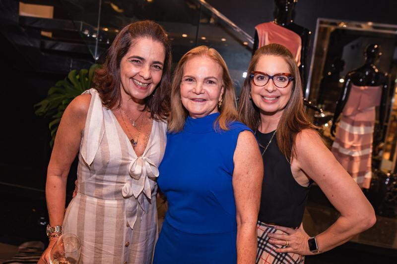 Giana Giana, Vera Bizerril e Marcia Andrea
