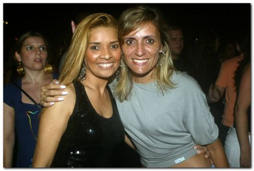 Sonia Rocha e Claudia Bezerra