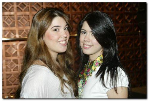Erica Dauer e Lorena Aragao