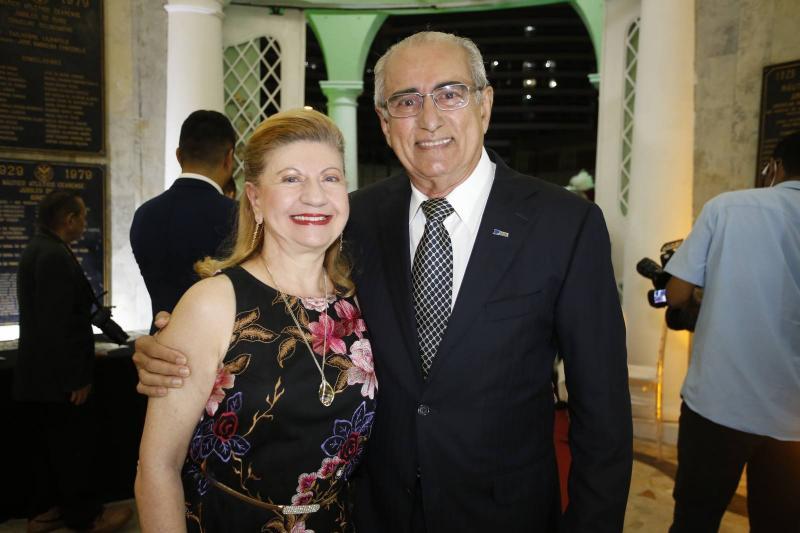 Celia e Bosco Macedo