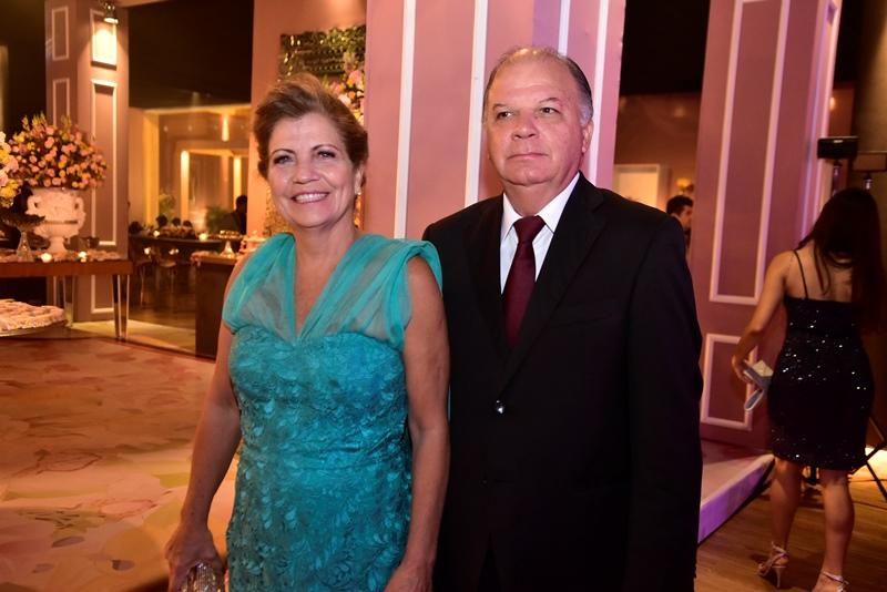 Fatima e Mario Albuquerque