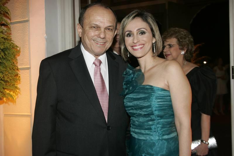Honorio e Carla Pinheiro