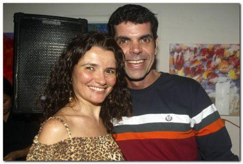 Lara e Fran Sisnando