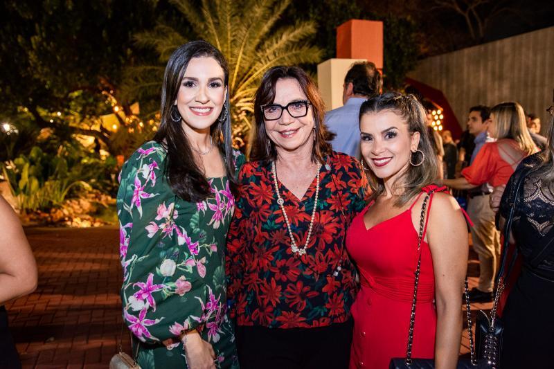 Giuliana Botelho, Lucia Wolf e Roberta Quaranta