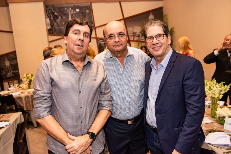 Joao Mendonca, Fernando Cirino e Severino Ramalho