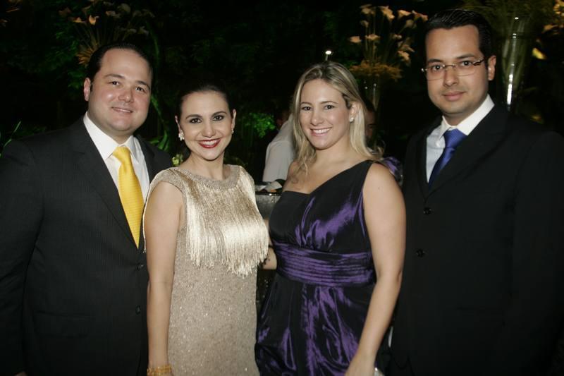 Otavio e Adriana Queiroz, Gaida e Vitor Valim