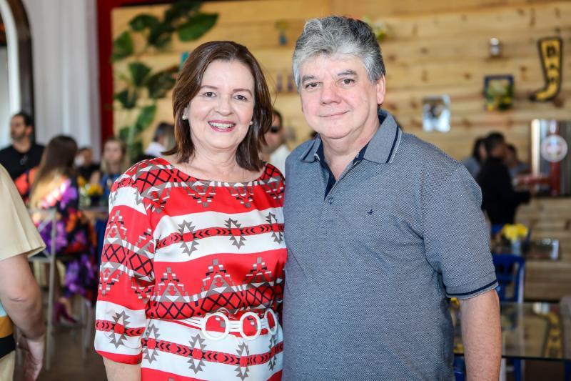 Sandra e Chico Esteves