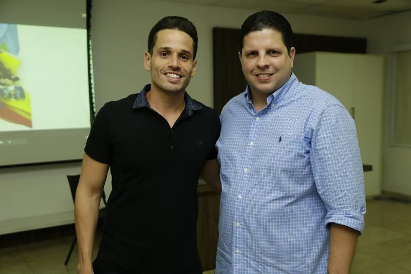 Rafael Sa e Homero Silva