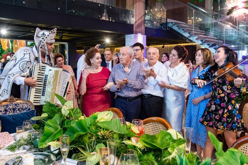 Aniversario de Adauto e Humberto Bezerra