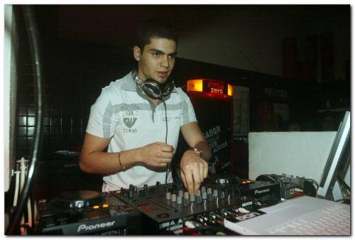 DJ Pedro Garcia