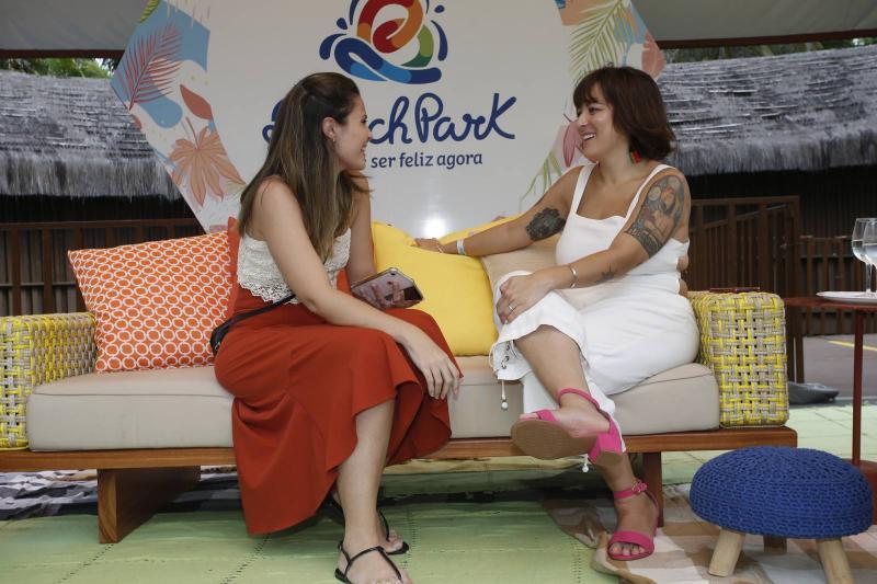 Diana Marques e Helen Ramos