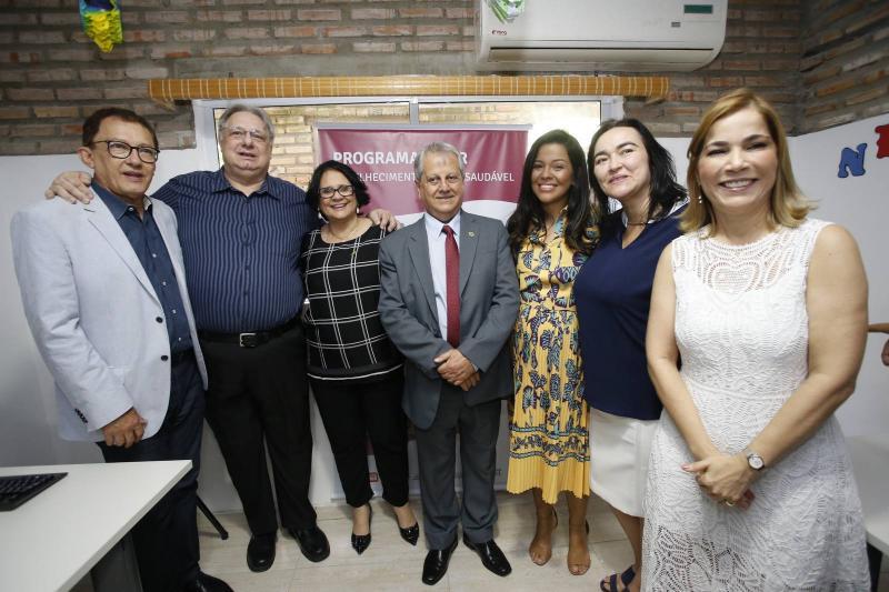 Elpidio Nogueira, Moroni Torgan, Damares Alves, Priscila Costa, e Maira Pinheiro 1