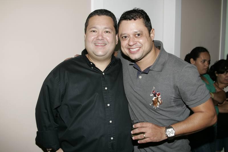 Ricardo Carneiro e Fabinho Varela