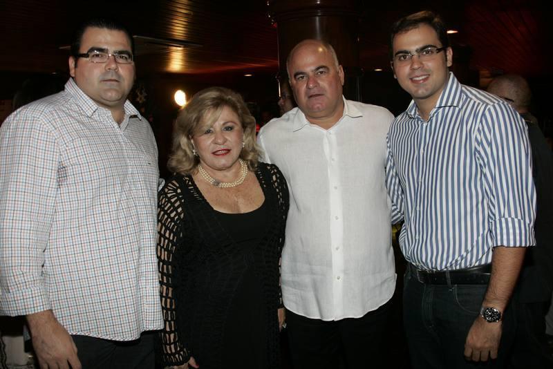 Luciano Neto, Simone, Luciano e Leonardo Cavalcante