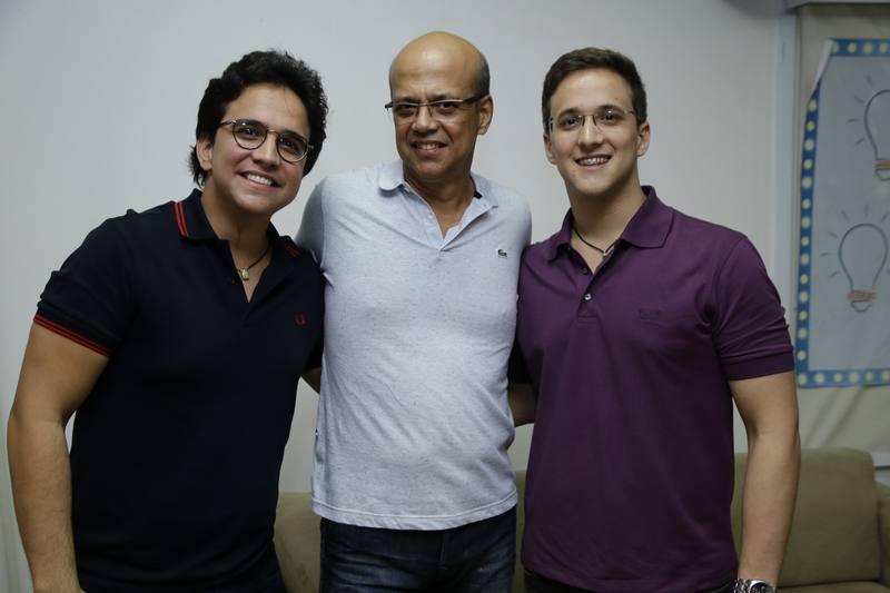 Panta Neto, Wagner e Igor Fernandes