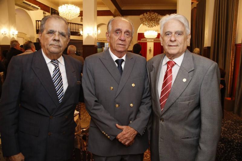 Maninho Brigido, Joao Guimaraes e Luiz Sergio