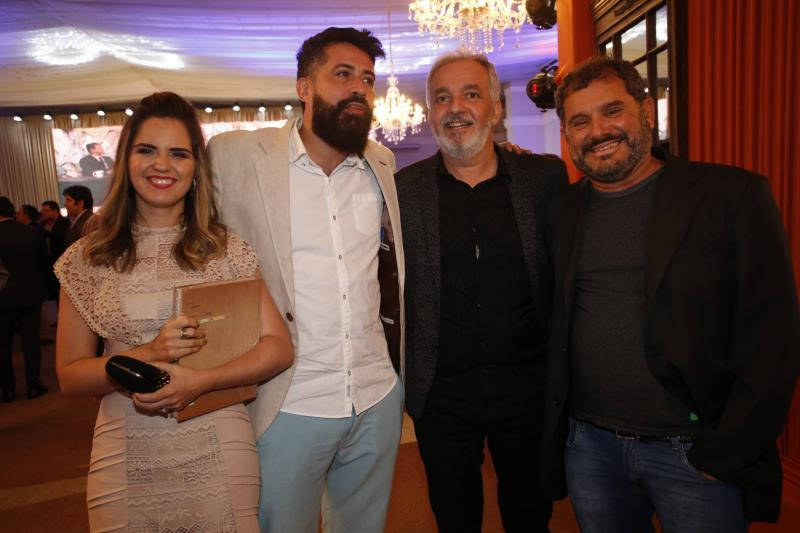 Amanda Fonseca, Caio Napoleao, Mimi Rocha e Dunga Odakan