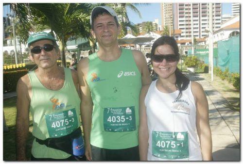Jose Picanco, Paulo Coelho e Karine Marques