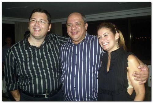 Walter Correia Lima, Pedro Alfredo Neto e Tati Luna