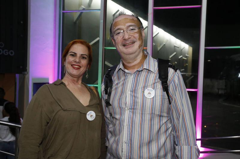 Irene Dantas e Jonab Fernandes