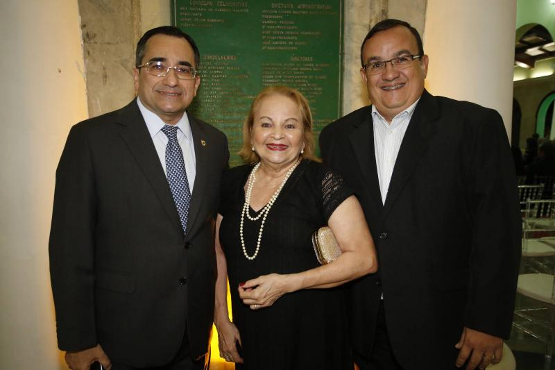 Jardson Cruz, Fanca e Alexandre Pimentel