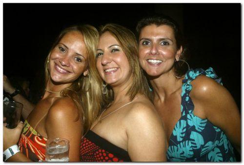 Flavia Gomes, Daniele Lima e Lorene Bittar