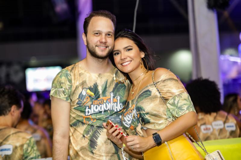 Paulo e Yslla Guerra