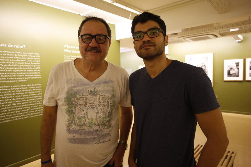 Custodio Santos e Igor Ribeiro