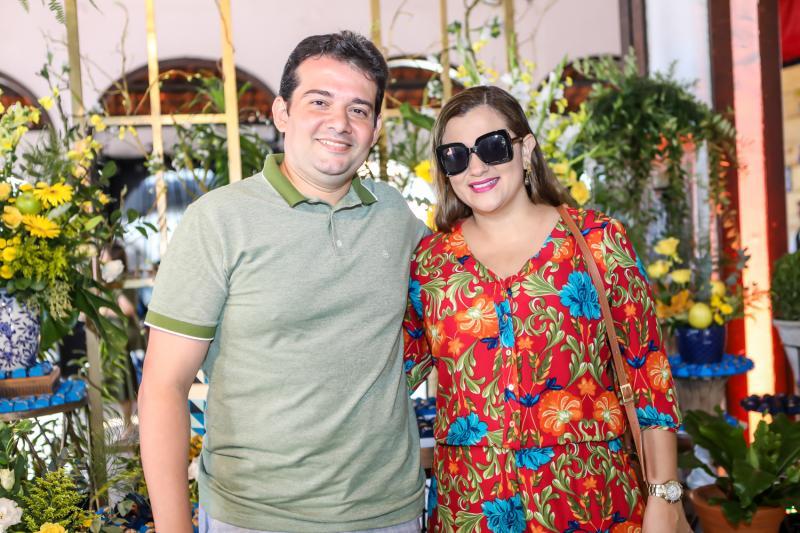 Anderson e Patricia Rocha