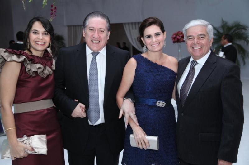 Ranata e Dario Loinaz, Conceicao Garcez e Garcez Filho
