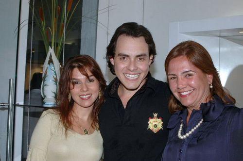 Zilda Custódio ,Francisco Campelo e Ana Luíza Barreira