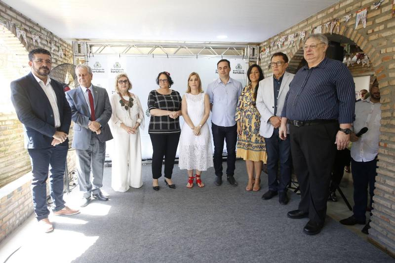 Sergio Gomes, Antonio Fernandes, Socorro Franca, Damares Alves, Maira , Capitao Wagner, Priscila Costa, Elpidio Nogueira e Moroni Torgan
