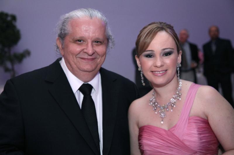 Newton e Alessandra Freitas