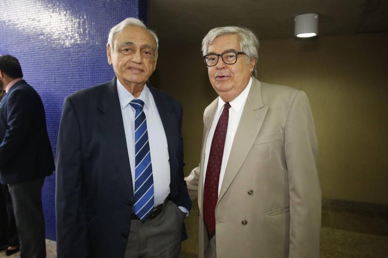Leorne Belem e Roberto Farias