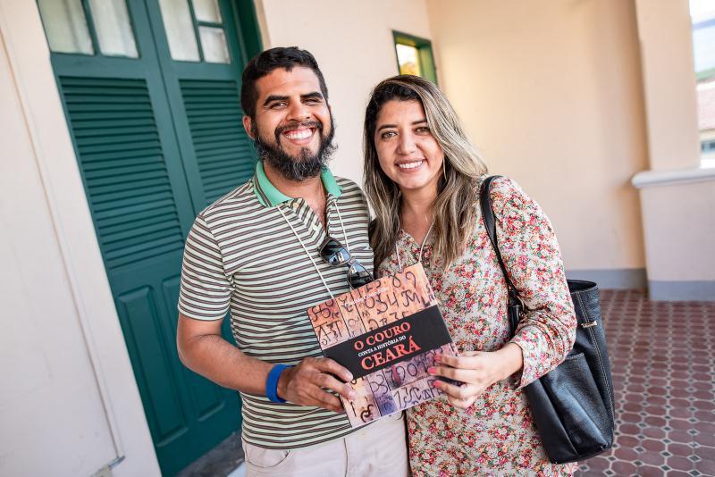 Paulo da Silva e Alana Bosner