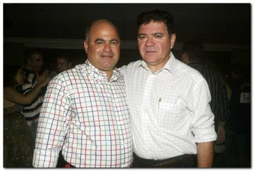 Luciano Cavalcante e Ricardo Caminha