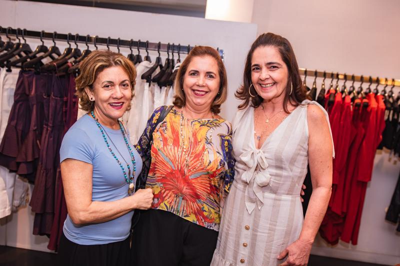 Ana Lucia, Ana Fernanda e Giana Studart