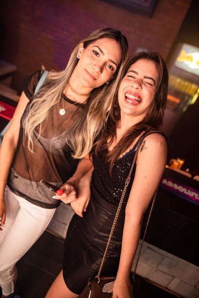 Luana Oliveira e Fernanda Moraes