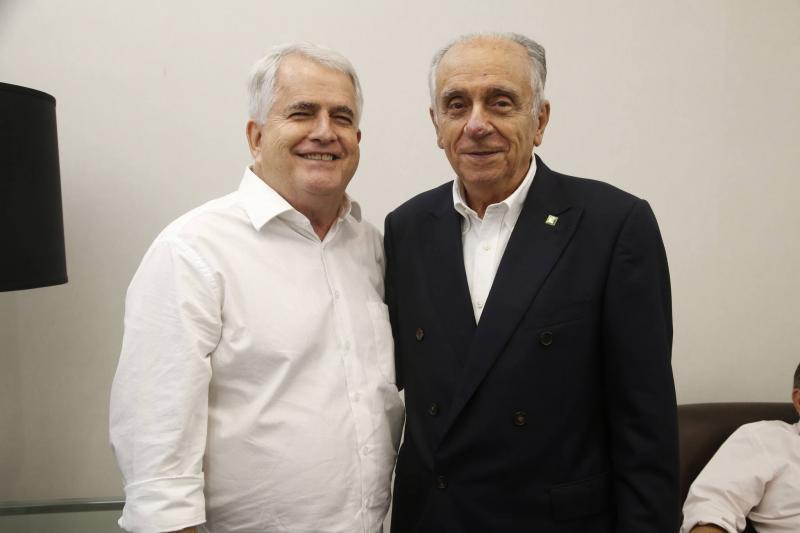 Jose Antunes e Joao Guimaraes